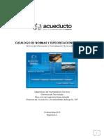 Normas y especificaciones tècnicas EAAB