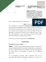 R. N. N.º 830-2018-Lima Sur