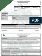 Reporte Proyecto Formativo - 1790825 - MANEJO Y COSERVACIÓN DE LOS RE
