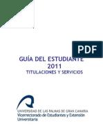 GUIA DE TITULACIONES Y SERVICIOS 2011