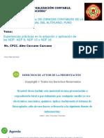 Auditoría Financiera - Alex Cuzcano - Final.ppt