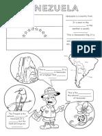 Unit 2. Venezuela's facts coloring page_earlyTweens