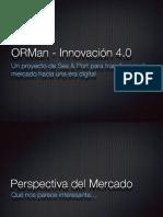 ORMan - Innovación 4.0