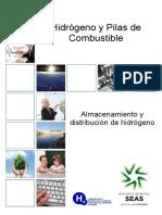 almacenamiento y distribución de hidrógeno