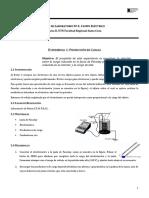Guía Laboratorio Nº2-Campo Eléctrico