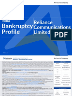 Case Profile - Reliance Communication