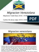 Migracion Venezolana.pptx