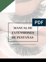 Manual de extensiones de pestañas