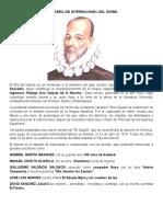 23 DE ABRIL DÍA INTERNACIONAL DEL IDIOMA matias