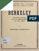 Berkeley _ quatre etudes sur la perception - Gueroult, Martial, 1891-.pdf