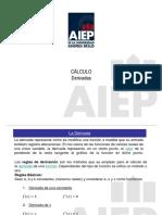 Calculo I AIEP 2016 (Derivada)