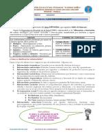 SESION CIENCIA Y TECNOLOGÍA EL CORONAVIRUS