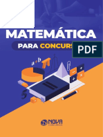 E-book Matematica para Concursos