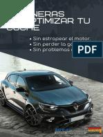Cómo optimizar tu coche