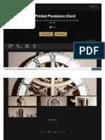 hackaday_io_project_163814_3d_printed_pendulum_clock