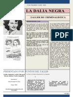 TALLER DE CRIMINALISTICA