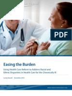 Easing the Burden