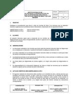14 ACTA  DE COMITE TECNICO