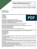 Lista de Exercícios Medicina Legal 2 Avaliação.pdf