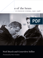 [Noel Burch ,Genevieve Sellier]The Battle of the Sexes in French Cinema, 1930 1956(pdf){Zzzzz}.pdf