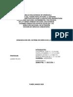 ORGANIZACION DEL SISTEMA DE DIRECCION II