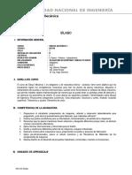 Silabo DIBUJO MECANICO I - MC510 _ULTIMO.pdf