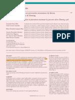 2013 Plan de mejora continua en prevencioěn-tratamiento de uělceras 125 por presioěn seguěn el ciclo de Deming