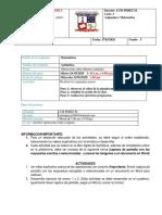 Guia Quinto Ciclo 2 PDF