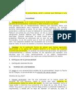 Personalidad 2014-II