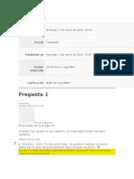 Evaluación Inicial Admón Procesos I