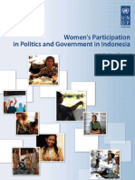 Women_s Participation in Politics and Government in Indonesia - English
