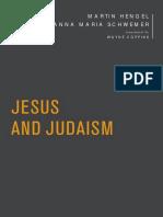 Jesus and Judaism by Hengel, Martin  Schwemer, Anna Maria.pdf