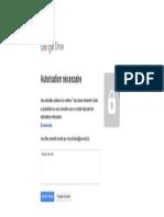 Google Drive _ accès refusé