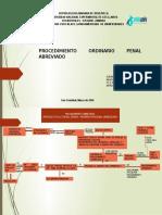BOSQUEJO PROCEDIMIENTO ORDINARIO  PENAL ABREVIADO.pptx