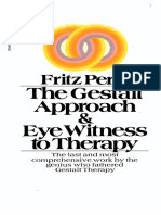 Frederick S. Perls - Gestalt Approach and Eyewitness to Therapy-Bantam Books (1981)