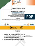 Carlos Franco Diseno Mercados