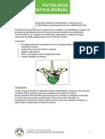3.3_-_PATOLOGIA_OSTEOPATICA_DORSAL