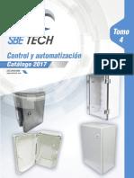 SBE-TECH-Control_y_Automatizacion GABINETE DE ACERO INOXIDABLE
