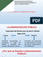 CRITICAS MARXISTAS A LA ADMINISTRACION PUBLICA
