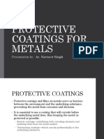 PROTECTIVE COATINGS FOR METALS (1)