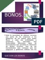 BONOS MAIRA CICUAMIA
