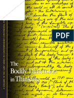 Daniela Vallega-Neu - The Bodily Dimension In Thinking