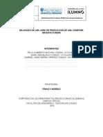 balanceso de linea de producion de una compañia manufacturera (1).docx