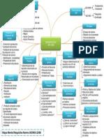 Mapa Mental Requisitos Nroma Iso 9001-08