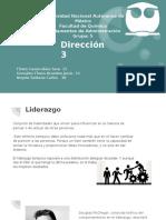 Dirección 3 Administración