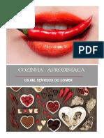Cozinha Afrodisiaca @danielemedalmeida