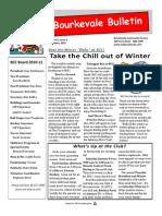 Bourkevale Bulletin - December 2010