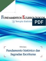 1 - Fundamento histórico das sagradas escrituras.pptx
