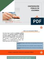 Contratación publica colombia