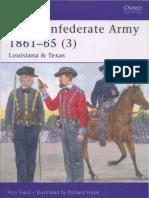 Osprey, Men-at-Arms #430 The Confederate Army 1861-65 (3) Louisiana & Texas (2006) OCR 8.12.pdf